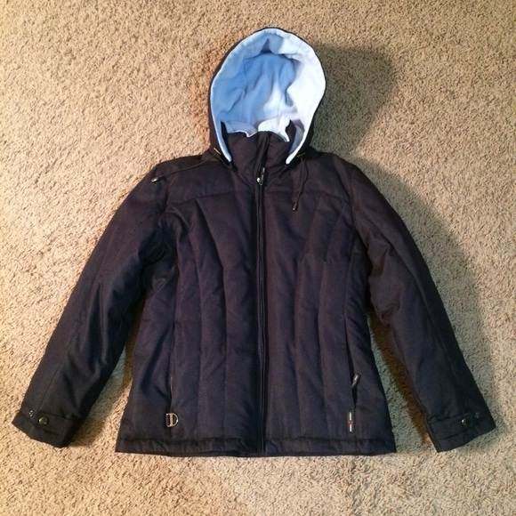 b9ecc95e3c7a Arizona Jean Company Jackets   Blazers - Arizona Jean Company puffy heavy  hooded coat